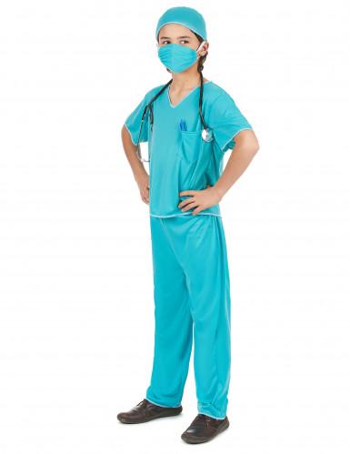 Chirurgen-Kostüm für Jungen-1