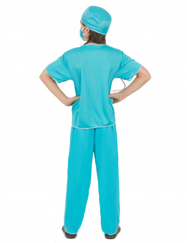 Chirurgen-Kostüm für Jungen-2