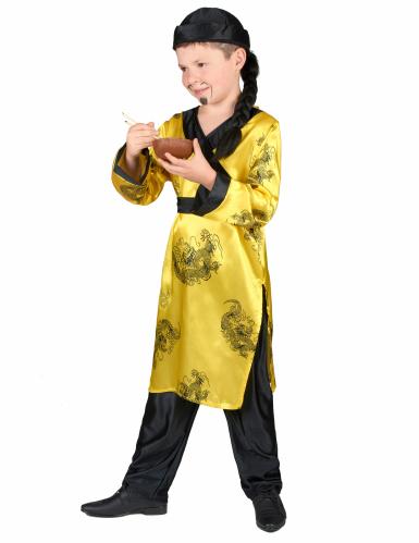 Chinesenkostüm für Jungen-1