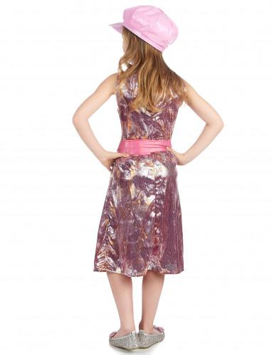 60er Jahre-Kostüm für Mädchen-2
