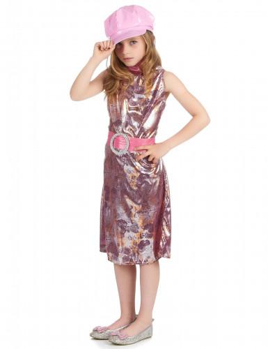 60er Jahre-Kostüm für Mädchen-1