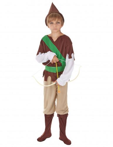 Kostüm Rächer der Wälder für Jungen