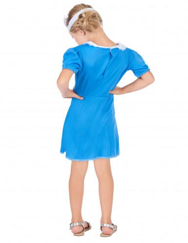 Krankenschwesterkostüm für Mädchen-2