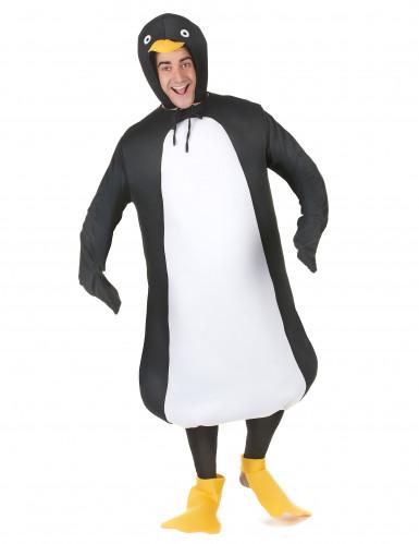 Witziges Pinguinkostüm für Erwachsene