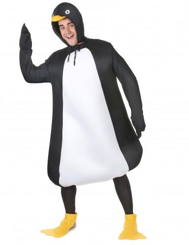 Witziges Pinguinkostüm für Erwachsene-1