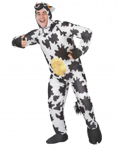 Witziges Kuh-Kostüm für Erwachsene-1