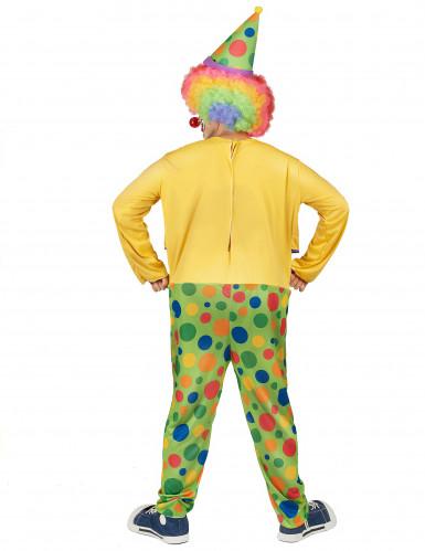 Clownskostüm für Herren-1