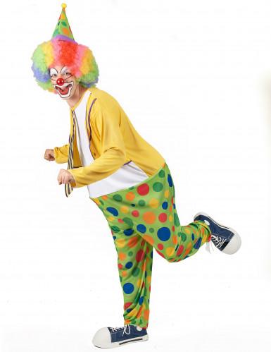 Clownskostüm für Herren-2