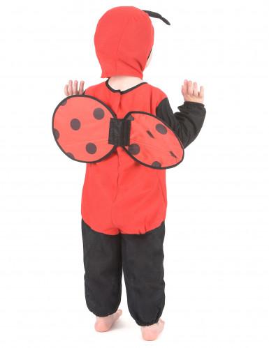 Marienkäferkostüm für Kinder-2