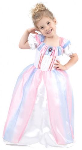 Kostbares Prinzessinnen-Kostüm für Mädchen