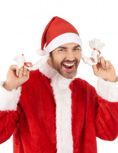 Weihnachtsmann-Mütze für Damen-2
