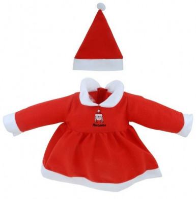 Weihnachts-Kostüm für Mädchen-1