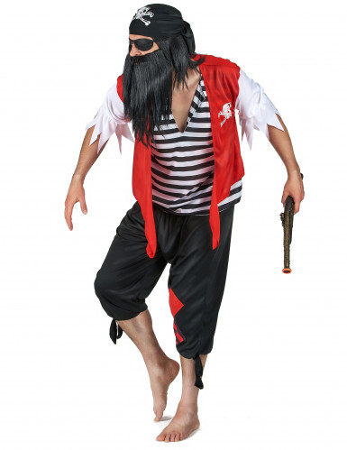 Piratenkostüm für Paare-1