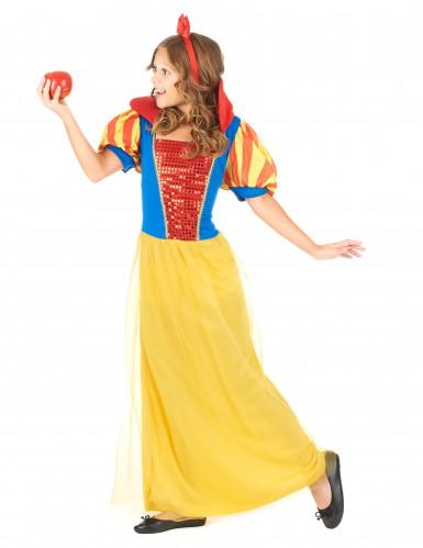 Prinzessinnenkostüm Märchen für Mädchen-1