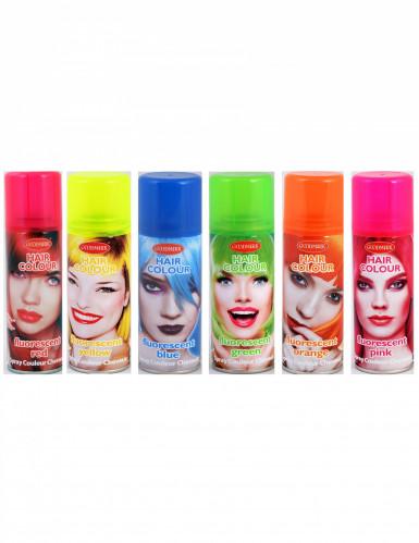 Neon Haarspray-Dose 125 ml