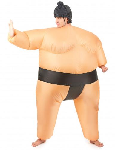 Aufblasbares Sumo-Kostüm-1