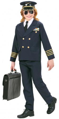 Pilotenkostüm für Jungen