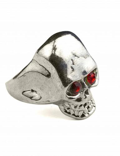 Toten-Kopf Ring für Herren