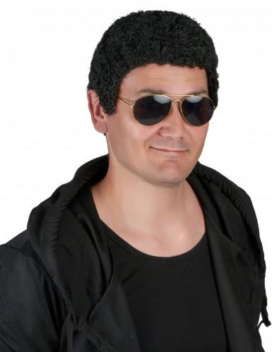 Afro Perücke für Herren
