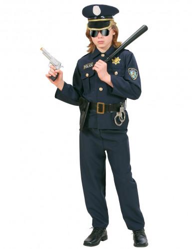 Polizisten-Kostüm für Jungen-2