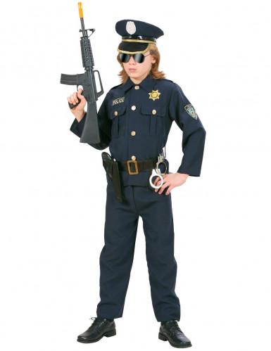 Polizisten-Kostüm für Jungen-1