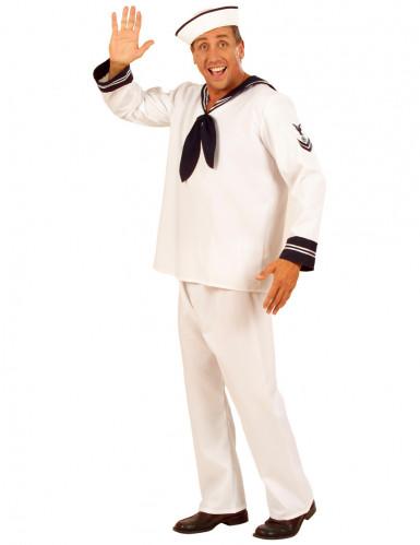 Seemanns-Kostüm für Herren