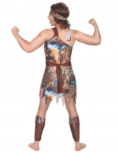 Kostüm Dschungelkönig für Herren-2