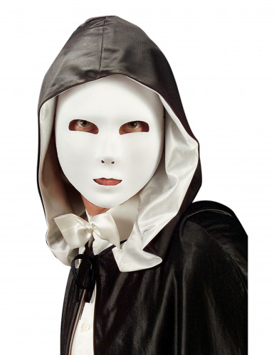 Maske weiß