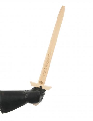 Handschuhe aus falschem Leder für Herren-1