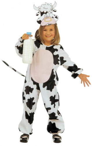 Kuh-Kostüm für Mädchen
