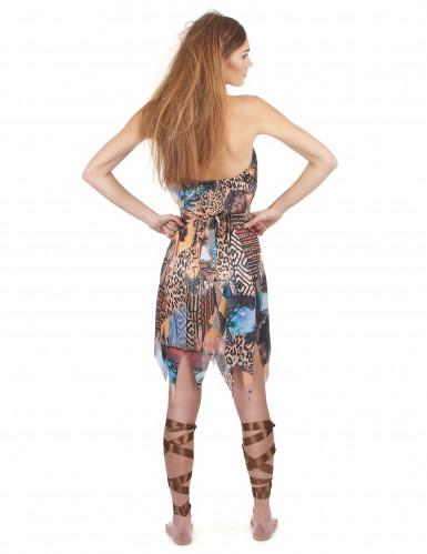 Kostüm Dschungelkönigin für Damen-2