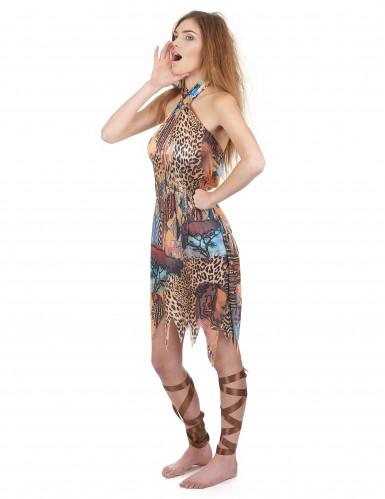 Kostüm Dschungelkönigin für Damen-1