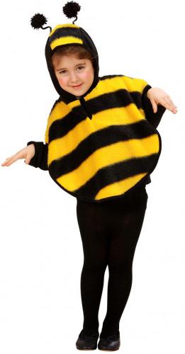 Poncho Bienenkostüm für Mädchen