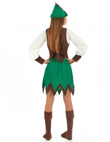 Waldfrauen-Kostüm für Damen-2