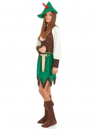 Waldfrauen-Kostüm für Damen-1