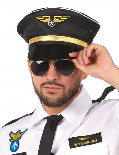 Pilotenmütze für Erwachsene.