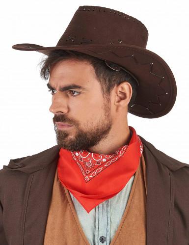 Cowboyhut braun-1