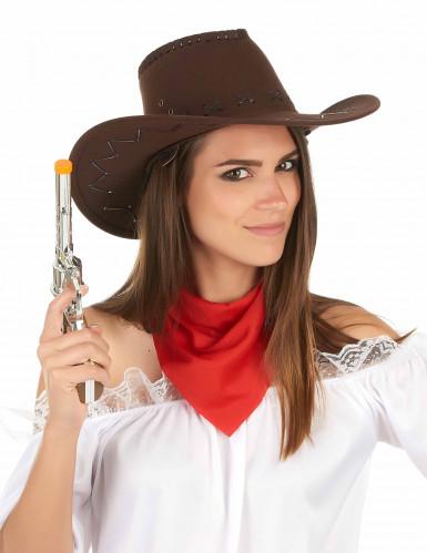 Cowboyhut braun-2