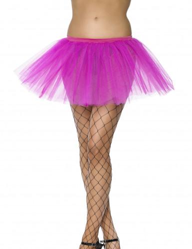 Pinkes Ballettröckchen für Damen rosa