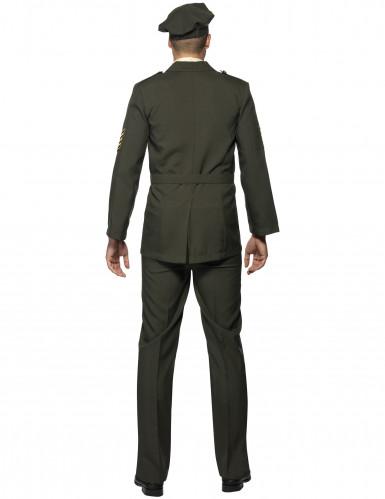 Militär Offiziers-Kostüm für Herren-1