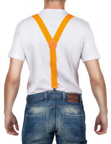 Orangenfarbige Träger-1