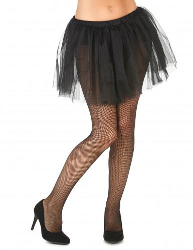 Schwarzes Ballettröckchen für Damen