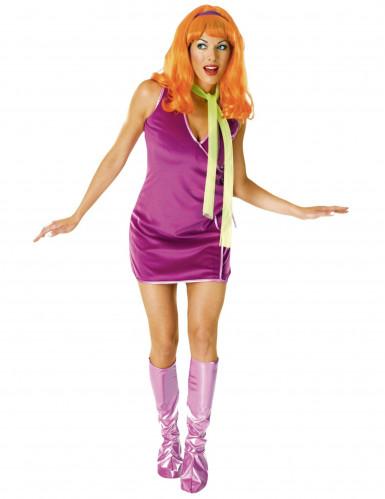 Daphne-Kostüm aus Scooby-Doo™ für Damen
