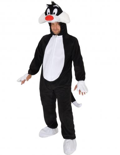 Sylvester™-Kostüm aus Looney Tunes™ für Erwachsene