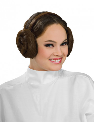 Prinzessin Leia™-Frisur aus Star Wars™