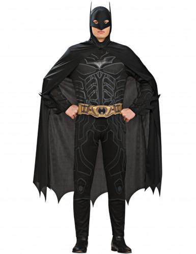 Batman™-Kostüm für Herren 4-teilig schwarz-gold