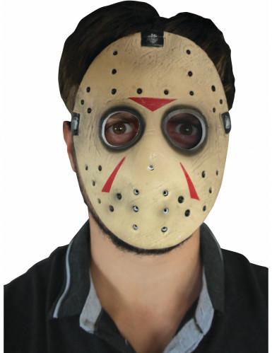 Jason-Maske aus Freitag der 13.™ für Erwachsene-1
