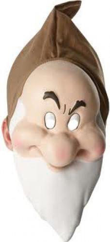 Brummbär-Maske Disney™ 7 Zwerge für Kinder