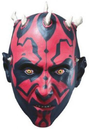 Darth Maul™-3/4 Maske aus Star Wars™für Erwachsene