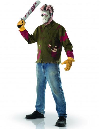 Jason-Kostüm aus Freitag der 13.™ für Herren